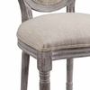 Emanate Dining Side Chair Upholstered Fabric Set of 2