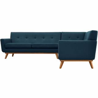 Magnificent Engage L Shaped Sectional Sofa Modern In Designs Gmtry Best Dining Table And Chair Ideas Images Gmtryco