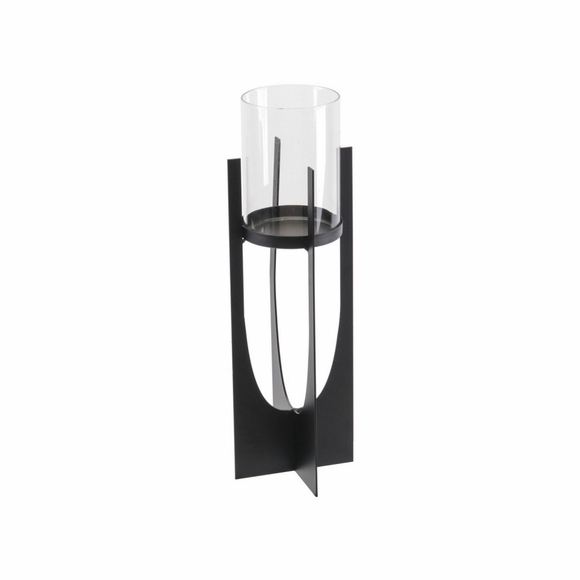 Equis Medium Candle Holder