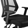 Extol Mesh Office Chair in Black
