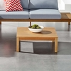 Freeport Outdoor Patio Outdoor Patio Coffee Table in Natural