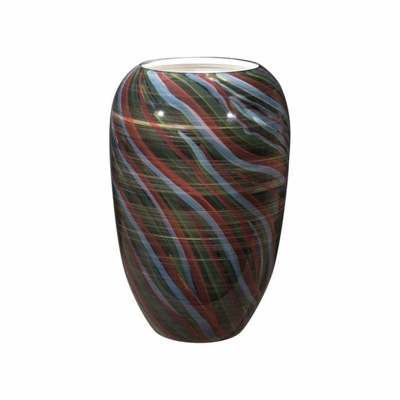 Galax Large Vase in Multicolor