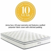 Jenna 10inch Queen Innerspring Mattress