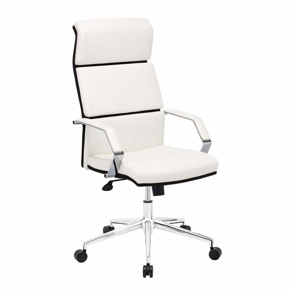 Lider Pro Office Chair in White