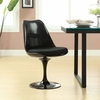 Lippa Dining Side Chair in Black