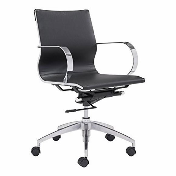 Modern Conference Office Chair Mid Back