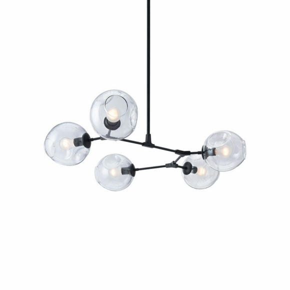 Odense Ceiling Lamp in Black