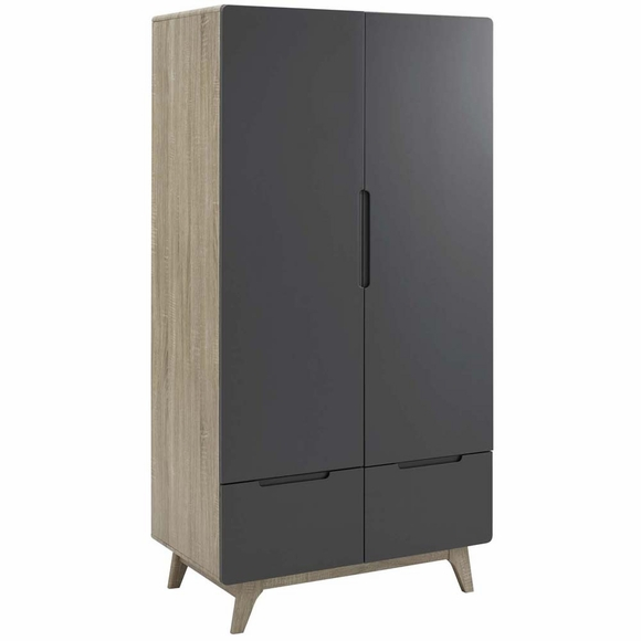 Origin Wood Wardrobe Cabinet