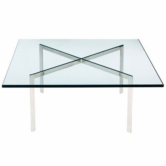 Pavilion Coffee Table In Glass Modern In Designs