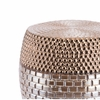 Pearl Garden Seat in Gold