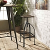 Pointe Bar Stool in Brown