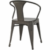 Promenade Dining Chair in Brown