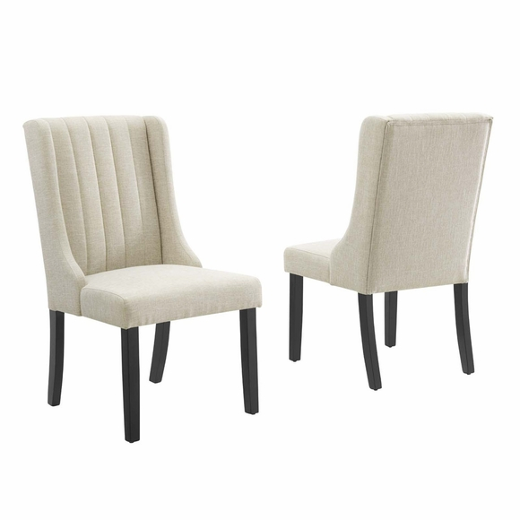 Renew Parsons Fabric Dining Side Chairs - Set of 2