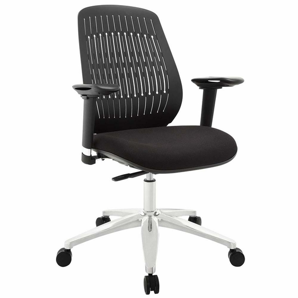 Reveal Premium Office Chair in Black