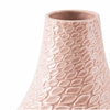 Roco Tall Vase in Pink