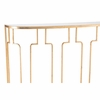 Roma Console Tables Set of 2 in Gold