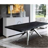 Rugby Dining Table in Black