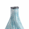 Silica Large Vase in Teal