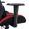 Speedster Mesh Gaming Computer Chair in Black Red