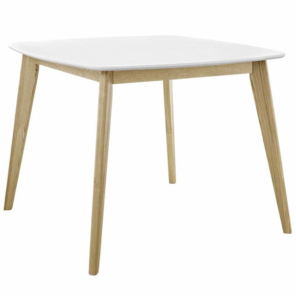 Stratum 40inch Dining Table in White