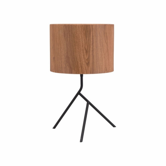 Sutton Table Lamp in Brown