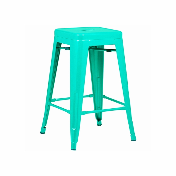 """Trattoria 24"""" Counter Height Stool"""