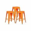 "Trattoria 24"" Counter Height Stool ( Set of 3)"