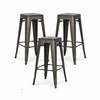 Trattoria Bar Stool ( Set of 3)