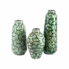 Ventra Small Vase in Green
