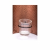 Wall Candle Holders Set of 3 in Multicolor
