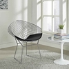 Wire Diamond Chair