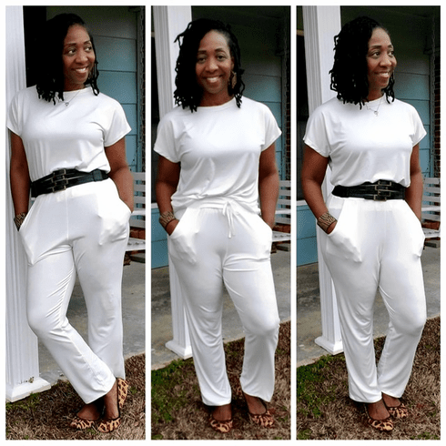 The White Chic-Casual Set
