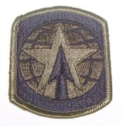 16th Military Police Brigade Patch