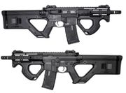 ASG Licensed Hera Arms CQR SSS Tactical Electric Blowback Airsoft Gun in Black