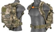 Lancer Tactical 600 Denier 3 Day MOLLE Assault Pack Backpack in AT-FG Camo CA-352F