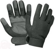 Military Tactical Operator Mechanics Gloves in Black