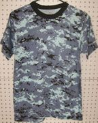 Rothco Blue Digital Marpat Camouflage T-Shirt 8947