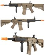 Classic Army EC2 Skirmish Series M4 Airsoft Gun in Dark Earth with Programmable MOSFET