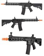 Classic Army Skirmish Series ML12 M4 M-LOK Airsoft Gun in Black with Programmable MOSFET