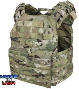 Condor Cyclone Lightweight Plate Carrier Tactical Vest in Crye MultiCam US1020-008