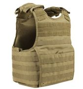 Condor Tactical Exo Plate Carrier XPC Vest in Large XL Size