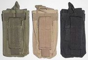Condor Kangaroo AR15 M4 Rifle and Pistol MOLLE Bungee Retention Mag Pouch MA50