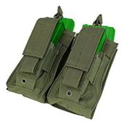 Condor M4 M16 AR-15 Double Kangaroo Rifle and Pistol Mag Pouch MA51