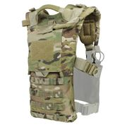 Condor Crye MultiCam Tactical Hydro Harness Water Hydration Carrier Pack 242-008