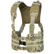 Condor Tactical Operator Ronin Chest Rig MOLLE Vest in Crye MultiCam MCR7-008