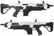 CSI S.T.A.R. XR-5 Advanced Battle Rifle Storm Trooper White Airsoft Gun SB FG-1508