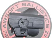 Cytac Push Button Retention Polymer Holster for Glock 17 19 22 23 31 32 34 and 35 with Paddle