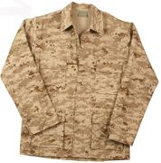 Rothco BDU Battle Duty Uniform Shirt in Desert Digital Marpat Camouflage 8898