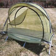 Free Standing Survivors, Hunters, or Campers Mosquito Net Tent