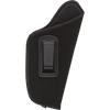 Inside the Pants Right Hand Pistol Holster for Large Frame Semi Auto Pistols and Handguns